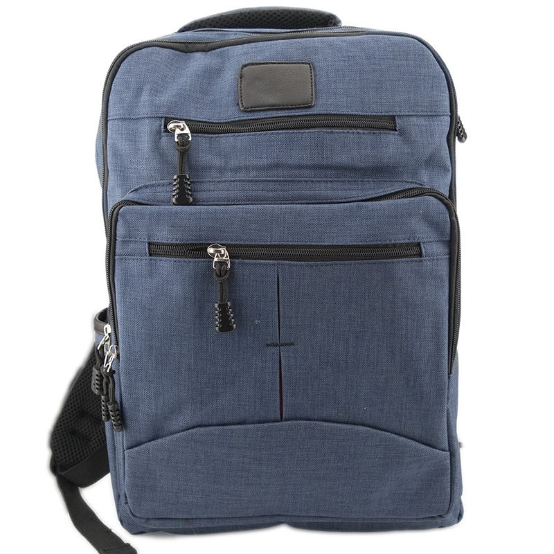 13c1f25f8a Unisex τσάντα πλάτης laptop με εξωτερικές θήκες στο Studio Accessori