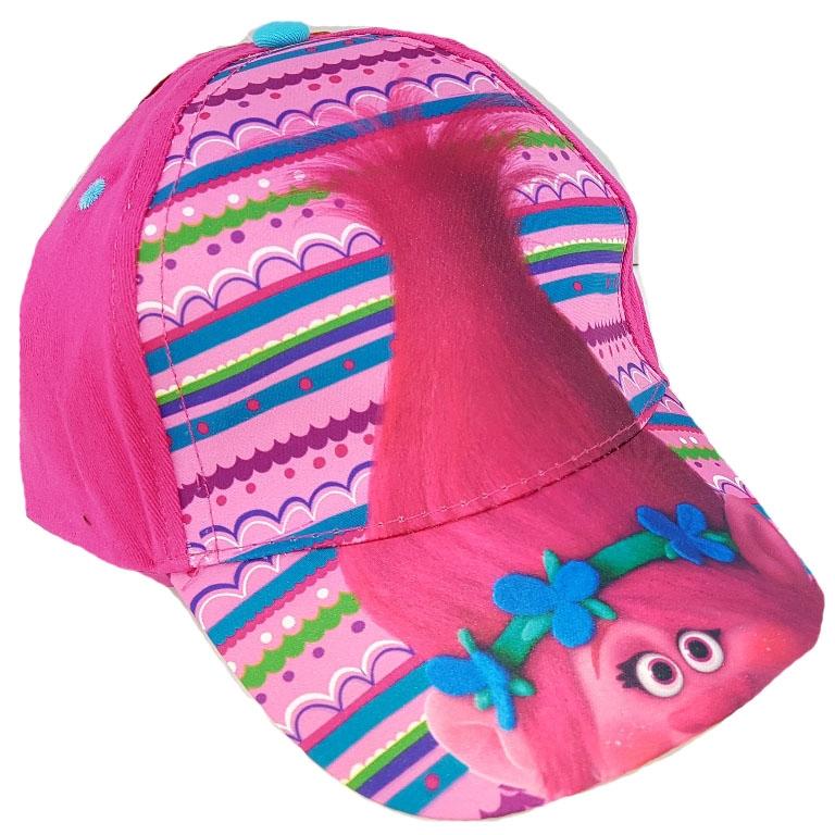 3ec07c4437a Φουξ παιδικό καπέλο Poppy - Trolls στο Studio Accessori
