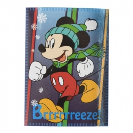 Fleece κουβέρτα Mickey Breeze