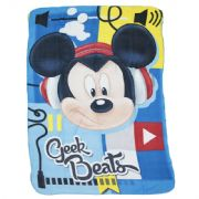 Fleece κουβέρτα Mickey Mouse Beats